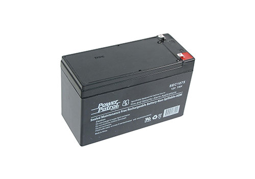 Security System Batteries