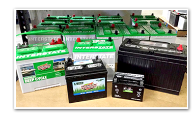 Various Types of Interstate Batteries